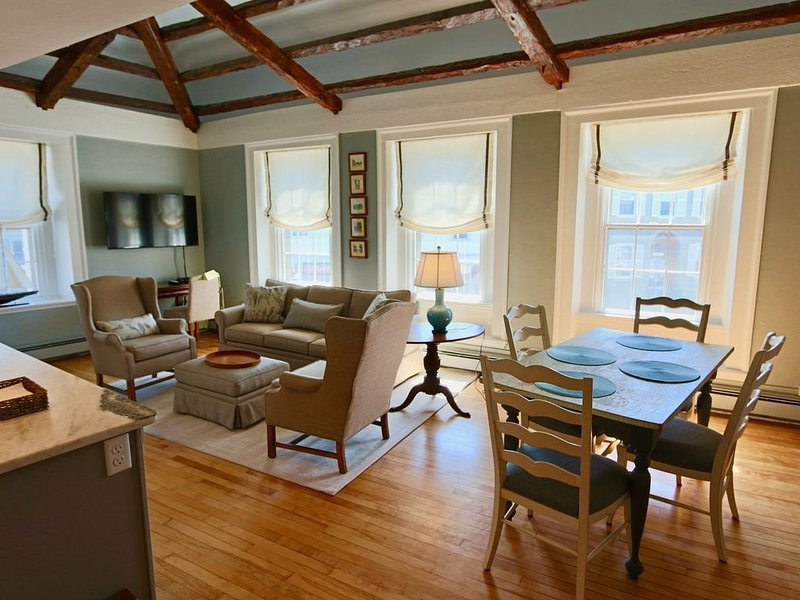In the Heart of the Historic District, holiday rental in Marblehead