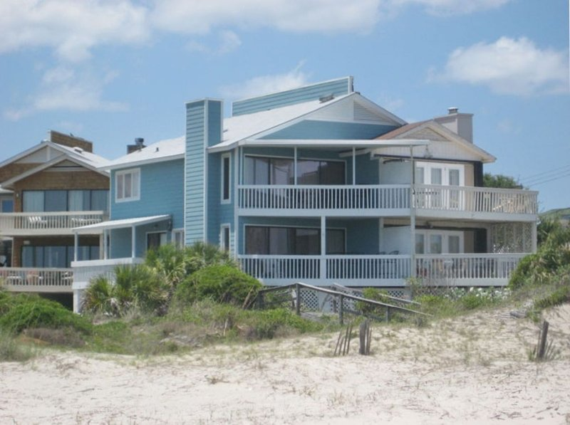 Home on the Ocean at Tybee, holiday rental in Wilmington Island