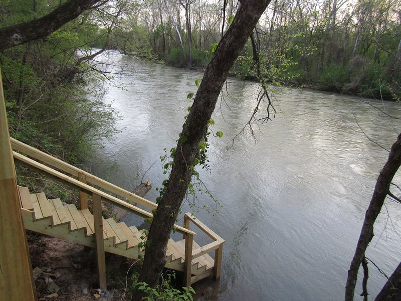 Relax on the water! Trout Fisherman's Dream., holiday rental in Park Hill