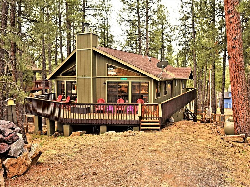 Paradise in the Pines -  Pet friendly.  Recently renovated!, holiday rental in Munds Park