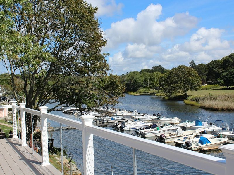 Stonington Waterfront – semesterbostad i Mystic Country