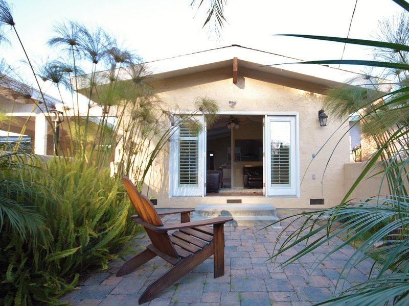 Rented for the summer ... check back with us in the fall, holiday rental in Aptos