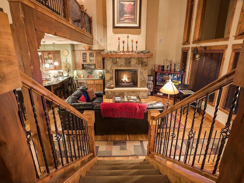 The Powder House,        Steps to Gondola, Hot tub, Swimming Pool, aluguéis de temporada em Steamboat Springs