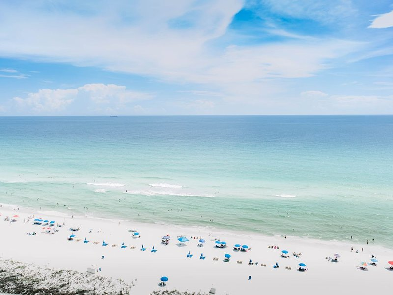 For Stunning Gulf Views And Evening Sunsets  Unit 423, alquiler de vacaciones en Panama City Beach