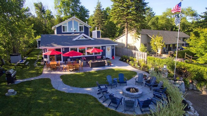 Check us out 4 a long weekend in the winter.   Relax & enjoy northern Michigan, vacation rental in Charlevoix County