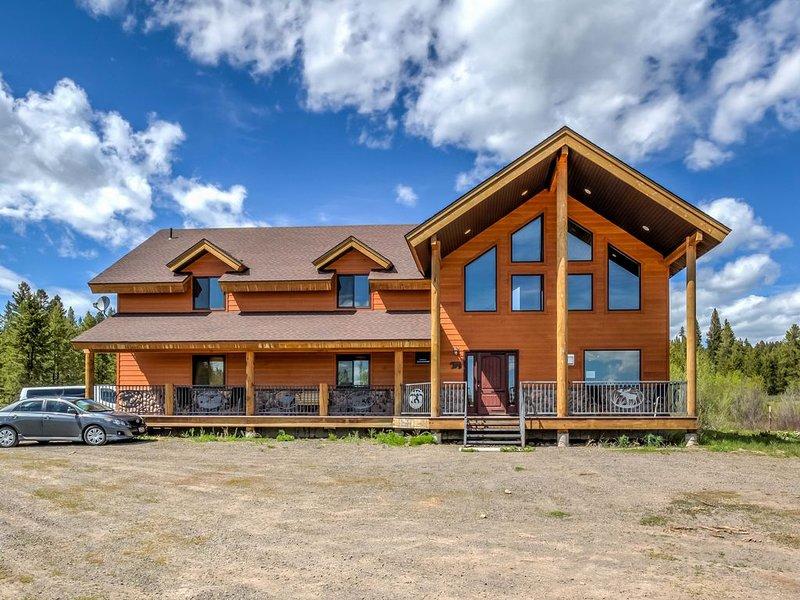 Moose Hollow Lodge, location de vacances à Island Park