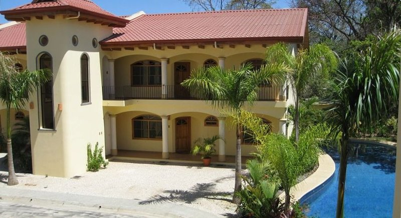 Rental Villa is next to pool- Great location