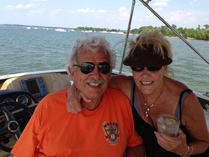 Disfruta de nuestra casa en Florida. Patti y Mike