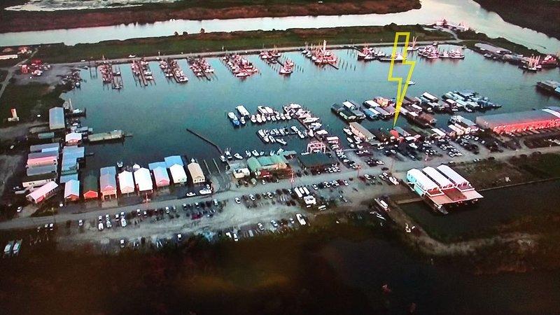 Spacious Waterfront Accommodations, Venice Louisiana, aluguéis de temporada em Empire
