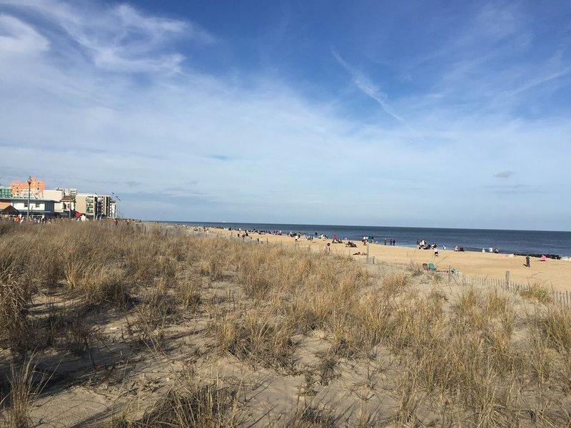 Rehoboth Adult Retreat, adjacent bike trial, sleeps six adults, alquiler de vacaciones en Rehoboth Beach