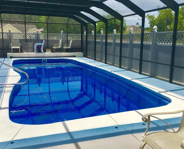 PRIVATE POOL & SPA House in Little River, vacation rental in Little River