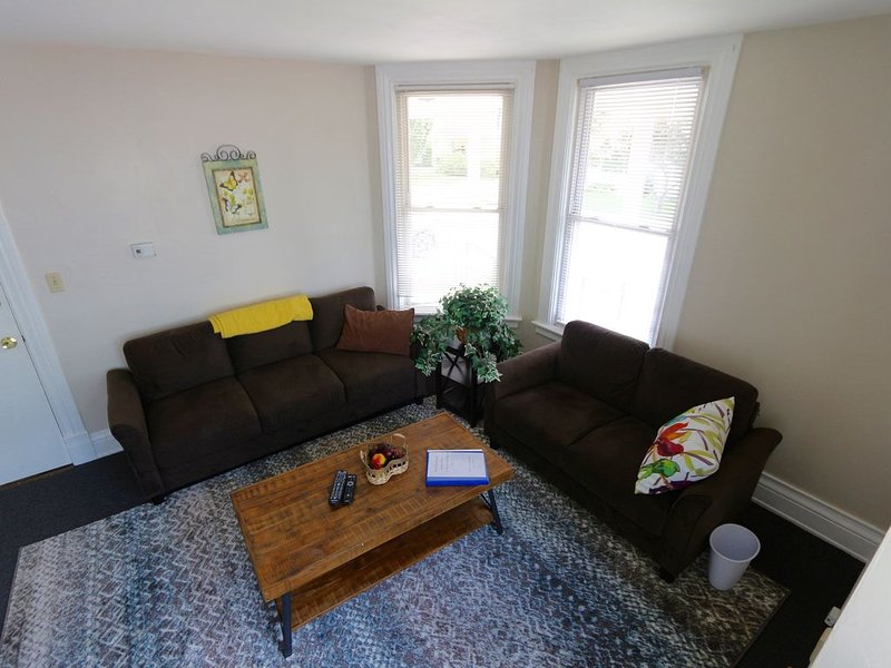 The Home Run House- Baseball Getaway, holiday rental in Davenport Center
