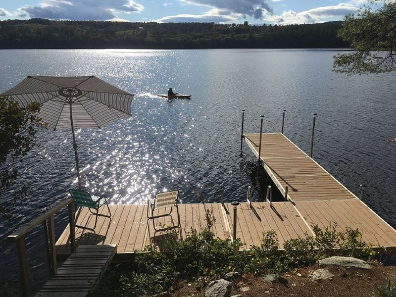 Welcome to Bear Rising Camp, vacation rental in Harrison