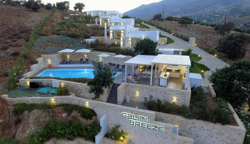 Galini Breeze is a luxurious, small-scale holiday resort for couples, Crete, location de vacances à Agia Paraskevi