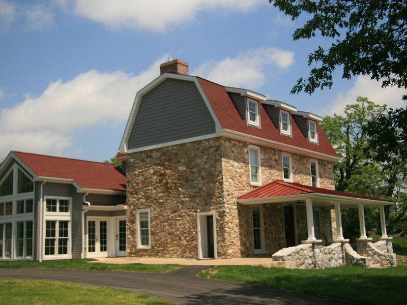 Farm House on Active Farm, aluguéis de temporada em Wilmington