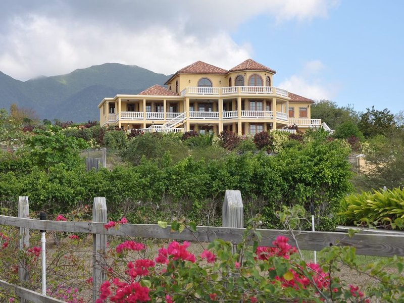 Private High-end Luxury On Beach, Great Family Or Couples Retreat, Infinity Pool, vacation rental in Nevis