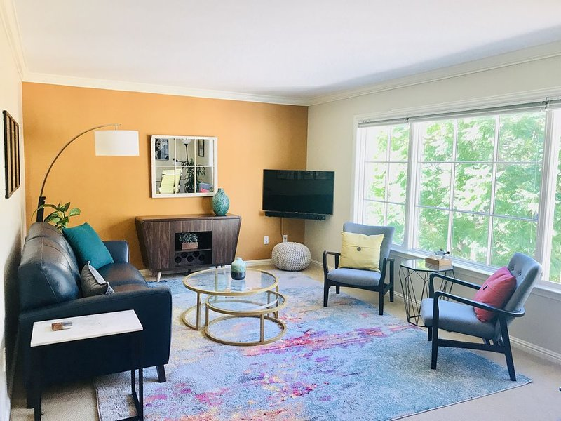 Landmark Carriage Apartment in Heart of Silicon Valley, location de vacances à San Jose