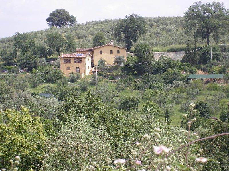 Il Fienile in piena campagna a soli 11 km da Firenze, vacation rental in Signa