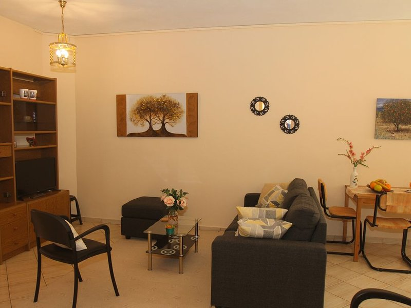 New apartment near Corfu Town Center, holiday rental in Vitouládes