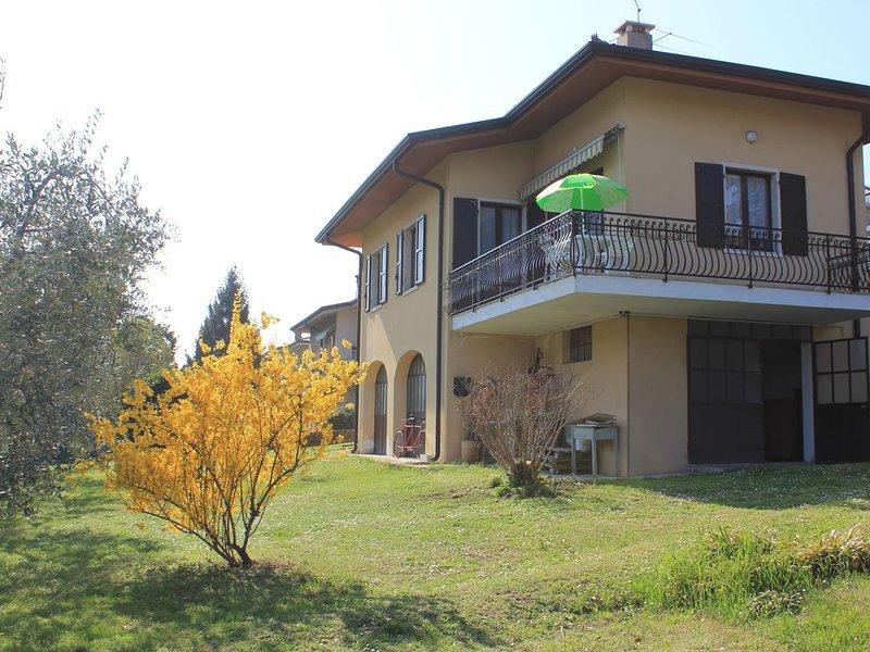 Casa Cora Lago di Garda Bardolino - Costermano, alquiler vacacional en Ori-Vegerana