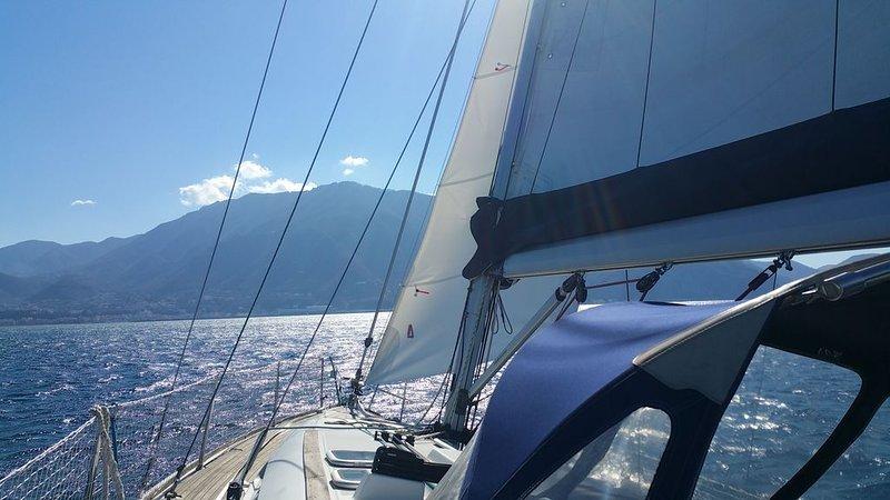 Sail to Capri island and the Amalfi Coast, Positano and Amalfi!!, holiday rental in Castellammare Di Stabia