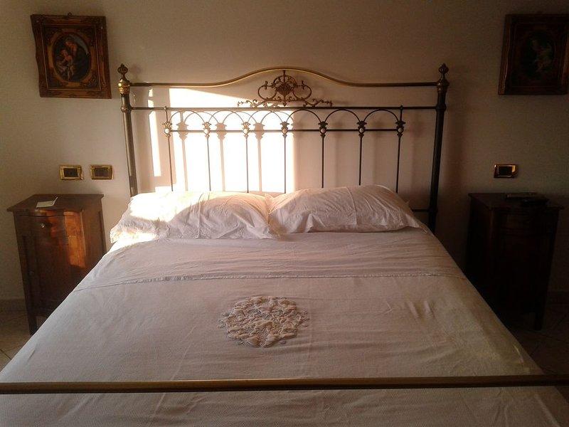 Casa con Giardino sulle campagne della COSTA DEI TRABOCCHI - 5 minuti, alquiler vacacional en Fossacesia Marina