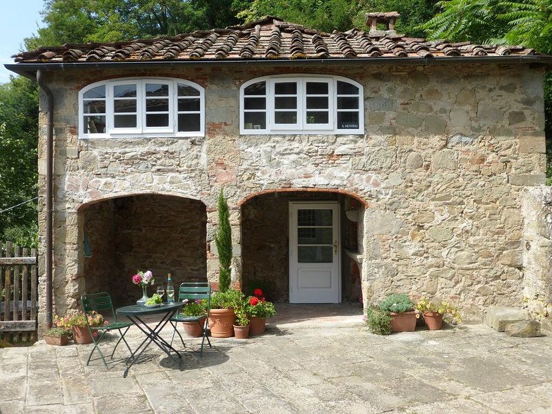 Hillside Cottage Near Bagni Di Lucca with wifi, vacation rental in Bagni di Lucca