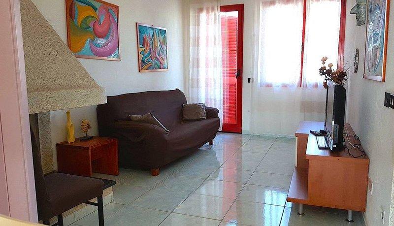 Appartamento nuovo e confortevole a Villasimius, location de vacances à Simius