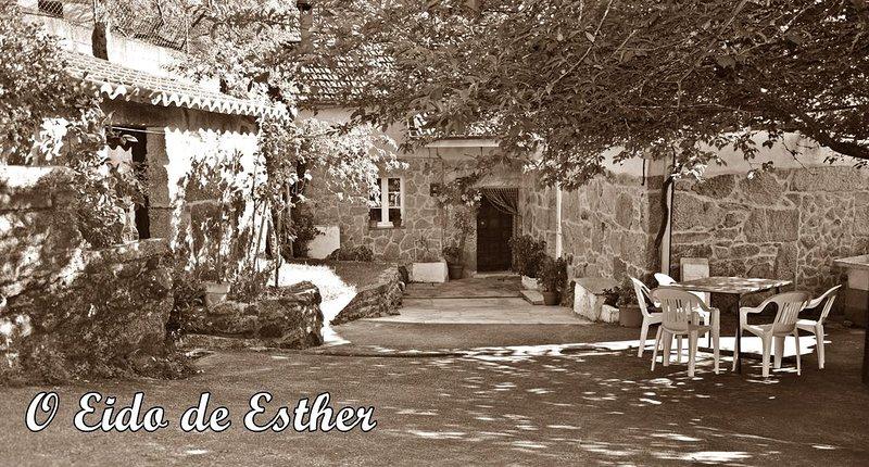 O Eido de Esther ( Casa do Rural ), casa vacanza a Salvaterra de Mino
