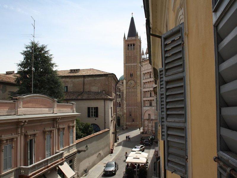 MP al Duomo apartment, alquiler vacacional en Parma
