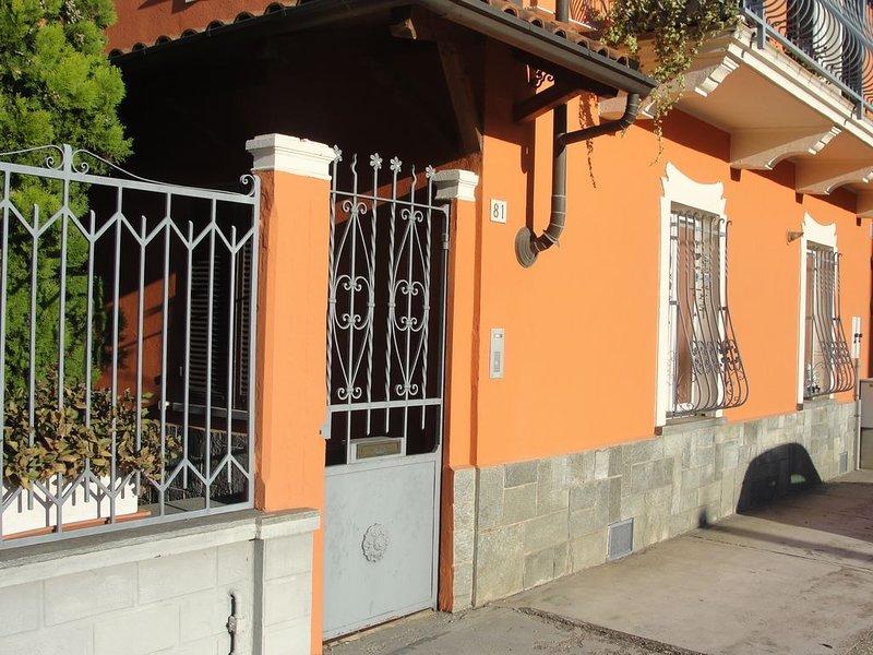 Appartamento 'Da Bella', vacation rental in Carignano
