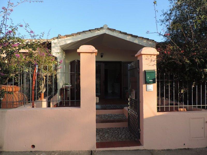 Nuova Villetta a 300 m dalla Baia di Porto Frailis, vacation rental in Arbatax