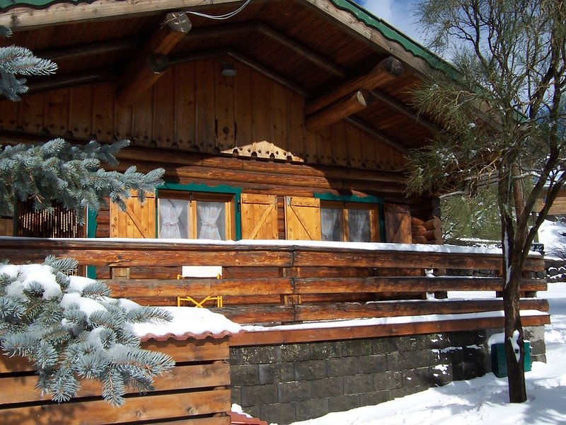 Chalet/baita - Ragalna, holiday rental in Ragalna