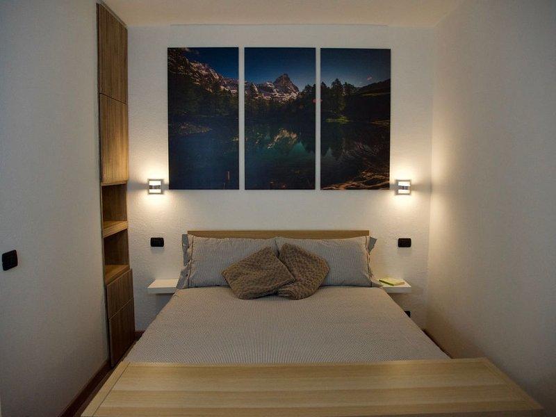Delizioso monolocale al centro della Via Lattea, holiday rental in Cesana Torinese