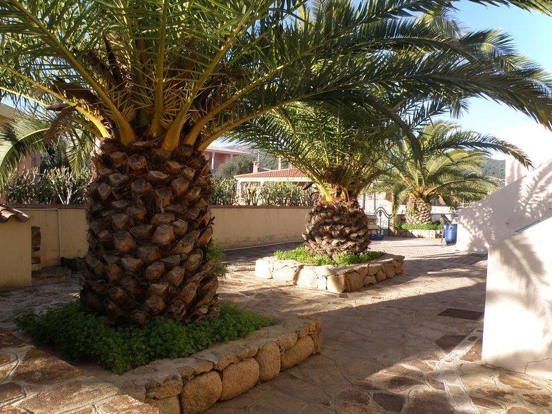 Casa oleandro con terrazza Angelo, vacation rental in Suaredda-Traversa