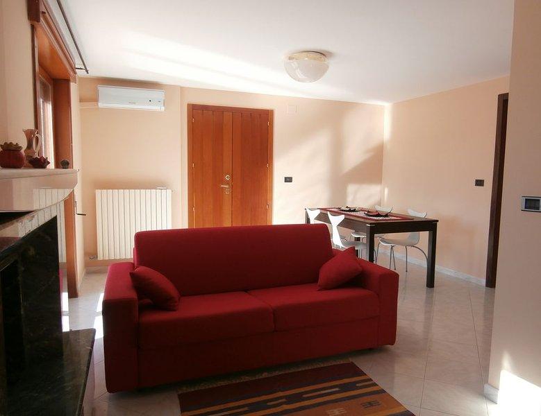 casa vacanza terrazze panoramiche, holiday rental in Aradeo