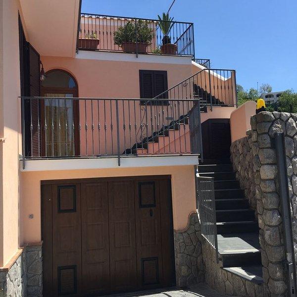 Relais Milord 'Sorrento Coast', aluguéis de temporada em Metrano