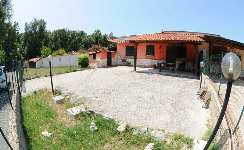 villetta di domenico, location de vacances à Itri