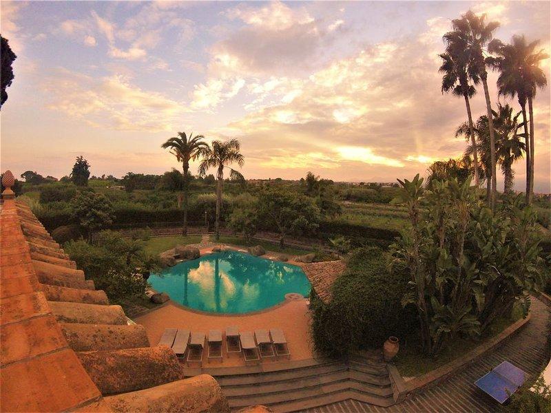 Villa Etna&Seaside for your best vacations in Sicily!, location de vacances à Riposto