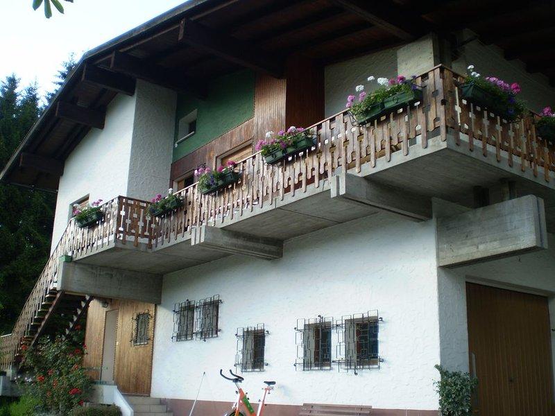 Oasi di relax nelle Dolomiti (Valcomelico), holiday rental in Santo Stefano di Cadore