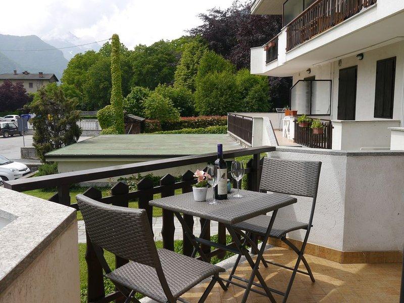 SLOWHOME  accogliente bilocale in Valle Gesso, location de vacances à Valdieri