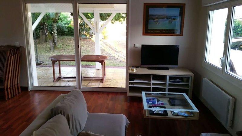 Maison de vacance proche du centre ville et de la plage, holiday rental in Lanton