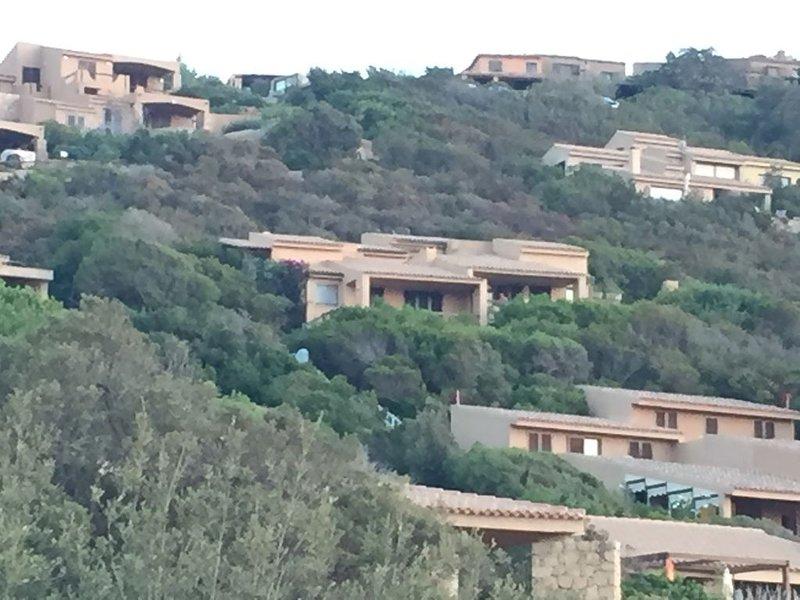 Sardegna,Costa Paradiso: villino nel verde con vista mare 180° offer last minute, vacation rental in Costa Paradiso