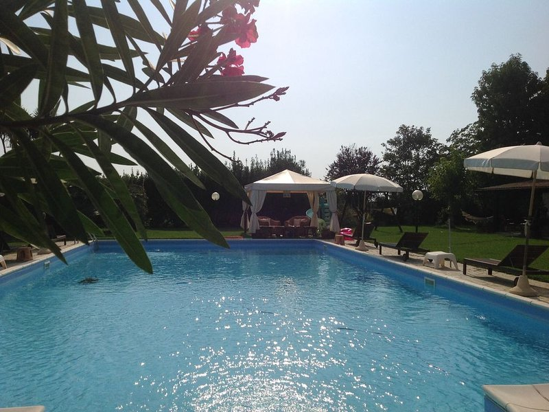 Residence nel verde toscano, holiday rental in Piano di Mommio