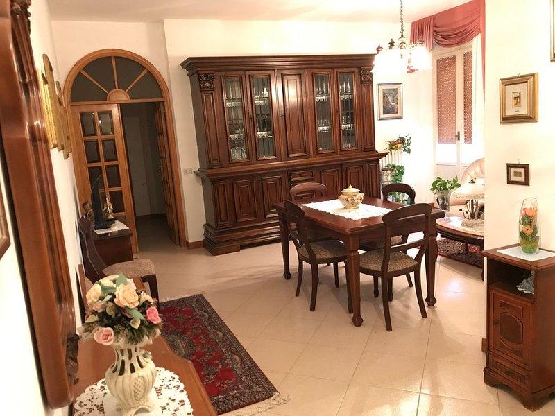 Appartamento a pochi passi dal Mar Adriatico, casa vacanza a San Benedetto Del Tronto