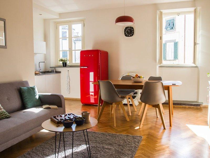 Casa Pedro - appartamento molto accogliente e comodo nel centro storico Lucca, casa vacanza a Lucca