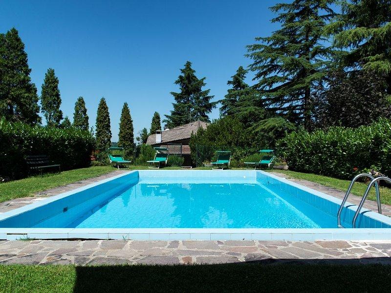 Appartamento in Villa sulle colline Bolognesi, vacation rental in Zappolino