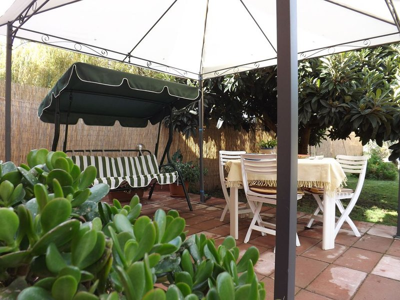 Il Noce country-side, holiday rental in Argentiera
