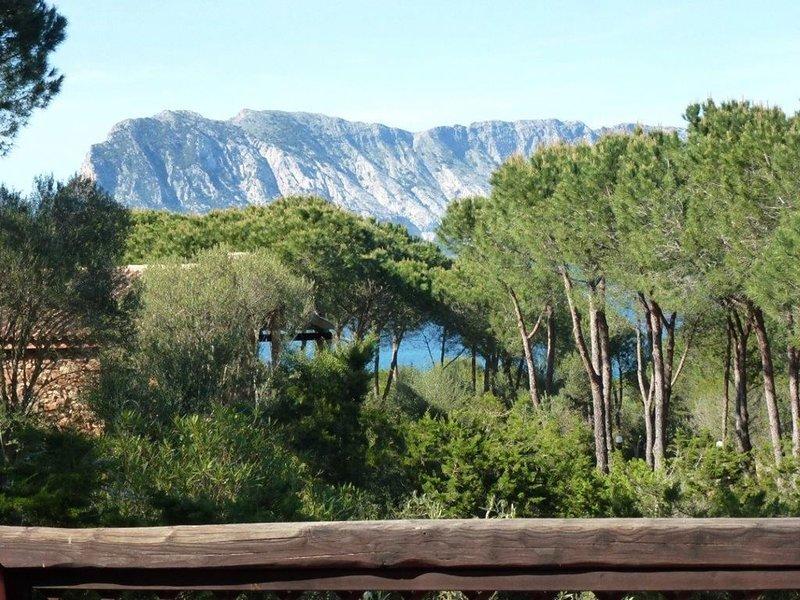 SARDEGNA - CAPO CODA CAVALLO - Villa a 150 metri dal mare., holiday rental in San Teodoro