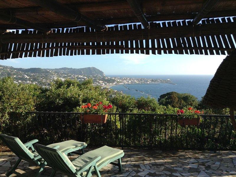 Piccolo angolo di Paradiso, vacation rental in Forio